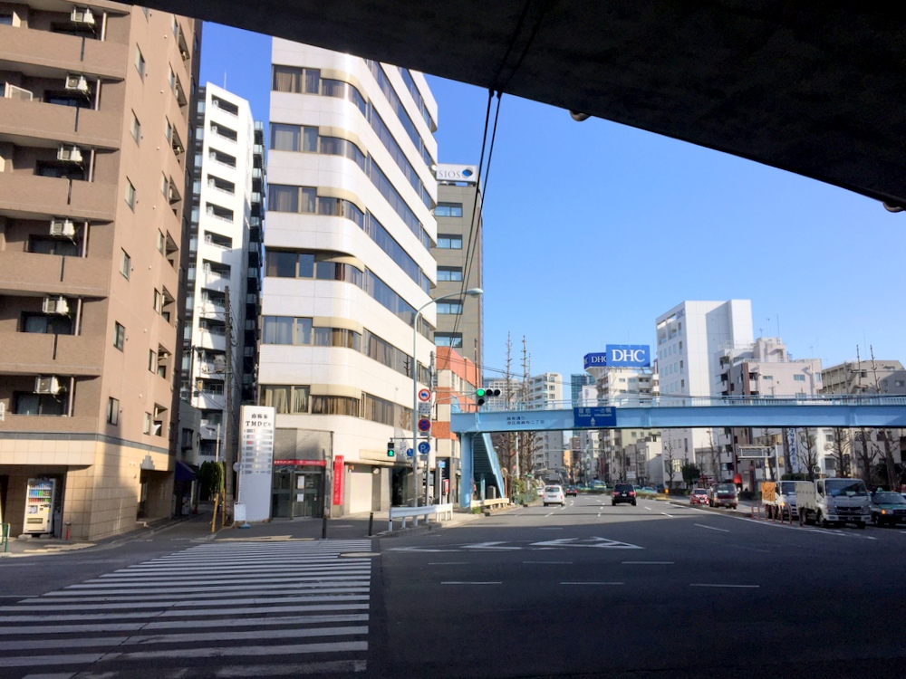古川橋交差点