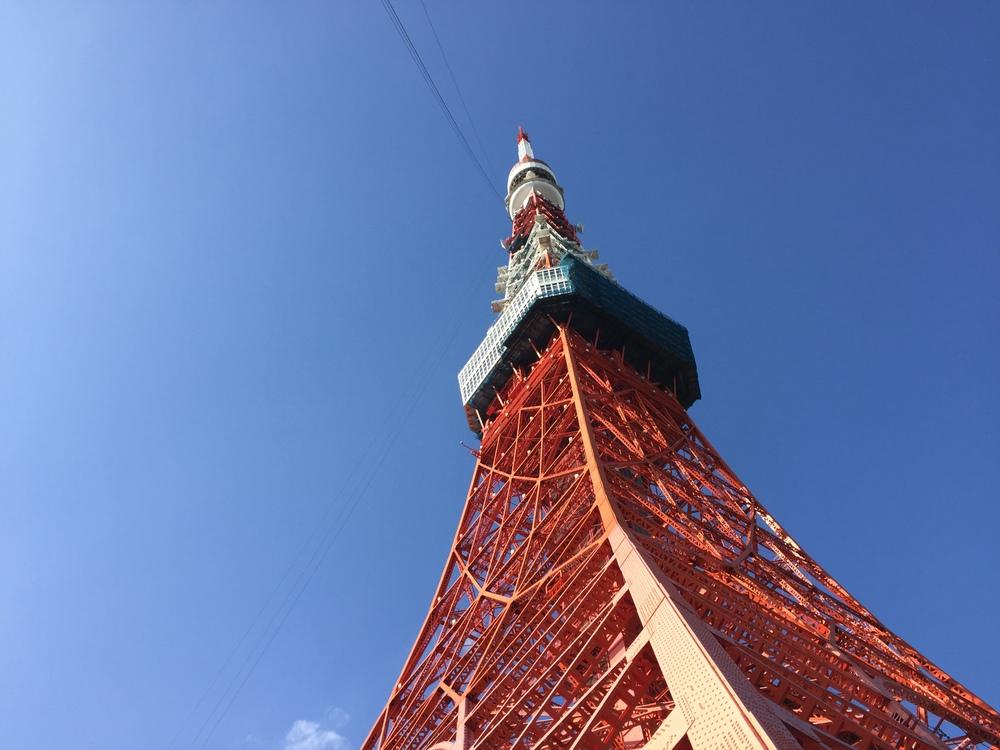 会場となる東京タワー