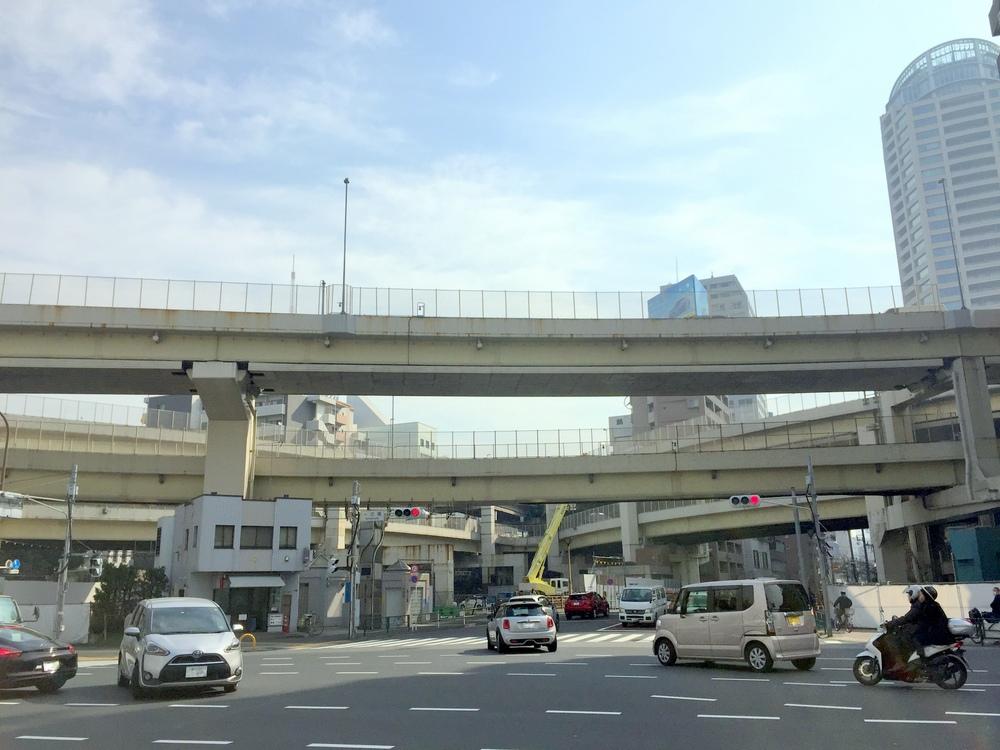 一の橋交差点