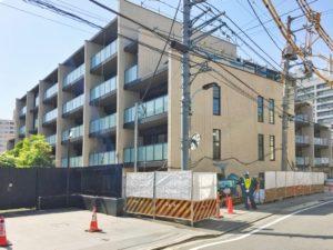 日本土地建物によるバウスステージ広尾